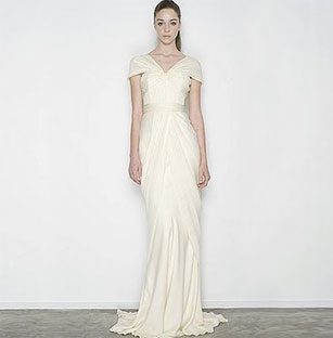 Amazing J Mendel Preowned Wedding Dresses