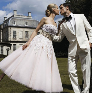 Lovely Justin Alexander Preowned Wedding Dresses
