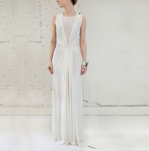 Amazing Lanvin Preowned Wedding Dresses