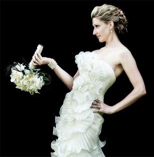 Lovely Marchesa Preowned Wedding Dresses
