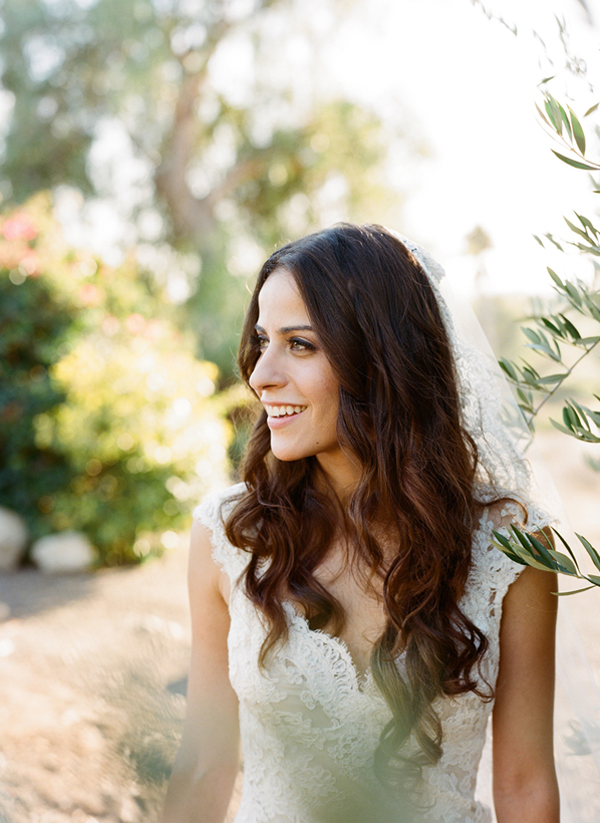 Intimate Greek Garden Inspired Wedding