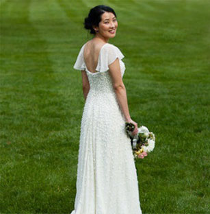 Priscilla of Boston Preowned Wedding Dresses - Once Wed