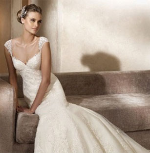 Beautiful Pronovias Preowned Wedding Dresses