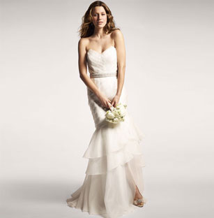 Theia preowned wedding dresses once wed for Once owned wedding dresses