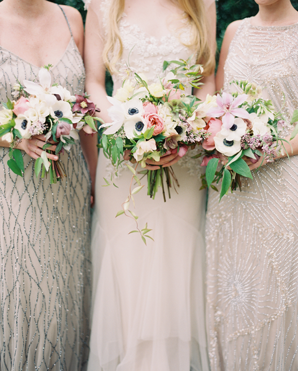 Spring Wedding Flowers Pictures: Springtime Maidens