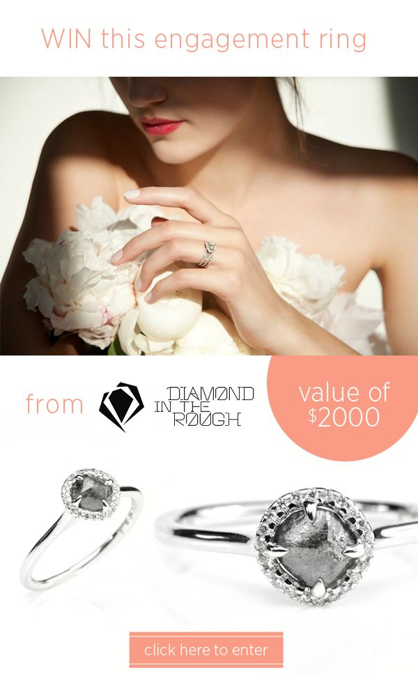 Win a Diamond Ring from Diamond in the Rough!