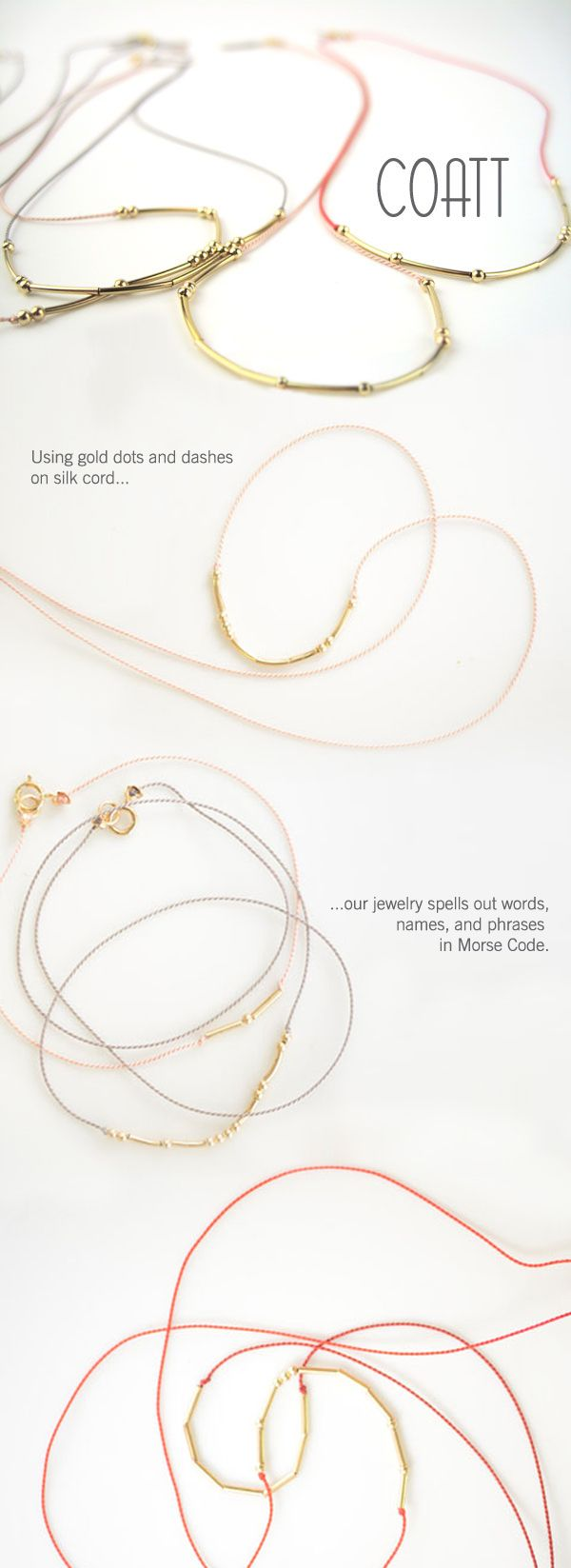 Gift your Bridesmaids with Coatt Jewelry!