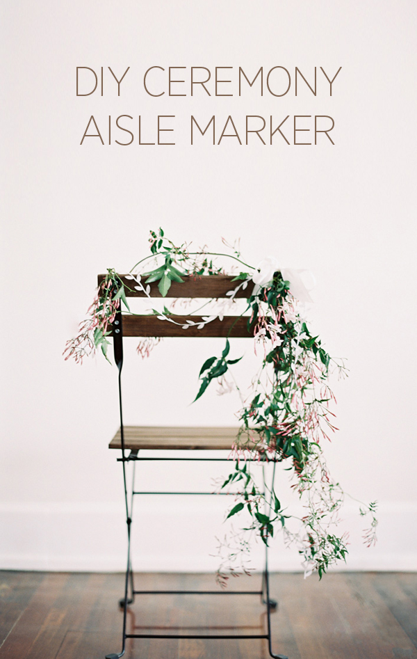 diy-wedding-ceremony-aisle-marker
