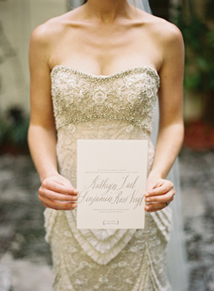 elegant-calligraphy-wedding-invitation-ideas