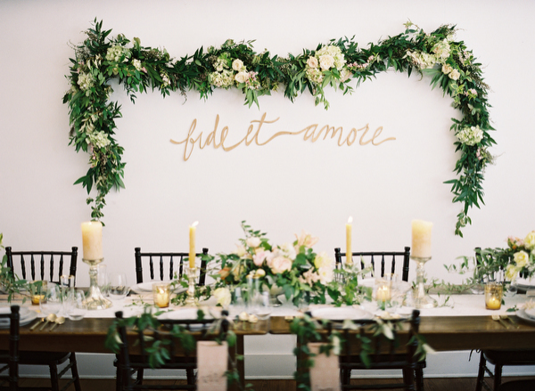 Elegant spring wedding ideas once wed elegant spring wedding reception ideas junglespirit