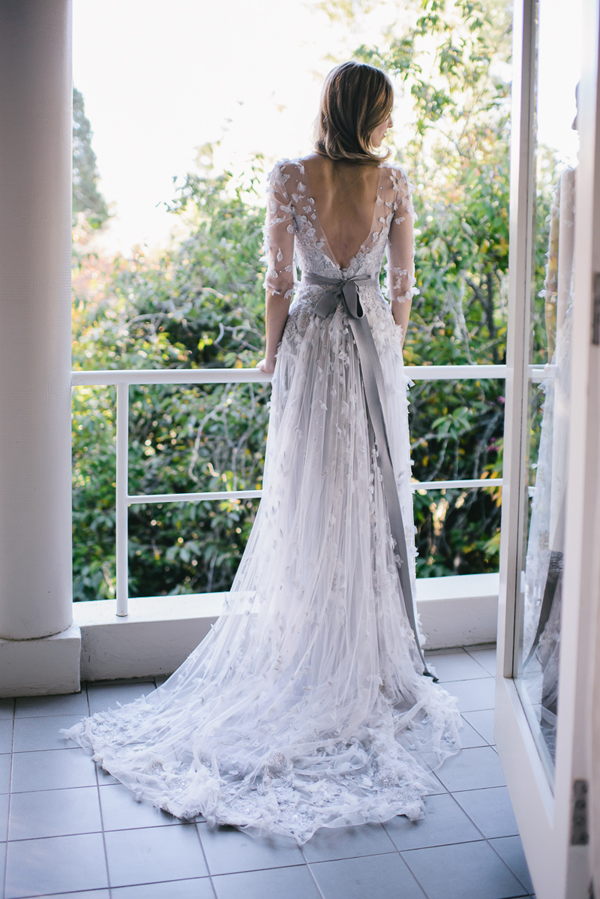 Wedding Dresses For Fall Weddings Romantic Outdoor Fall Wedding