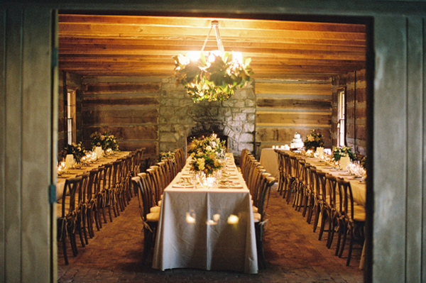 Cozy Nashville Rustic Wedding