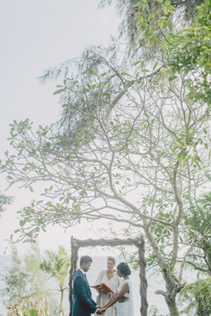 Elegant Destination Sri Lanka Wedding