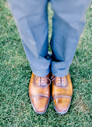 brown-oxford-lace-up-wedding-shoes