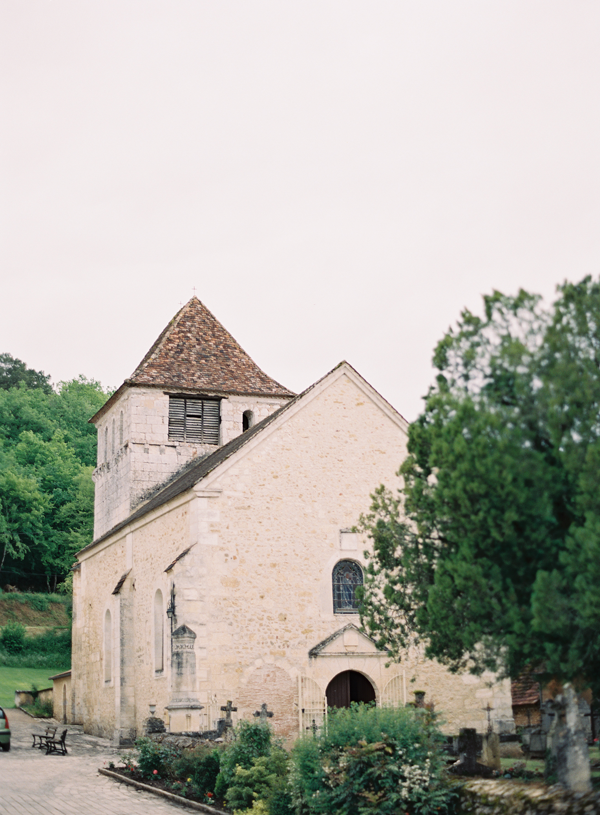 French Village Wedding Ideas