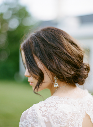 low-chignon-wedding-hairstyles-for-long-hair
