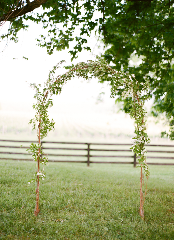 elegant springtime wedding ideas once wed