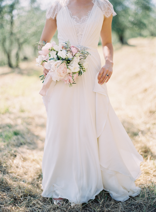 Elegant Outdoor Tuscany Wedding Once Wed