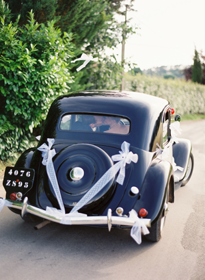 French Countryside Wedding