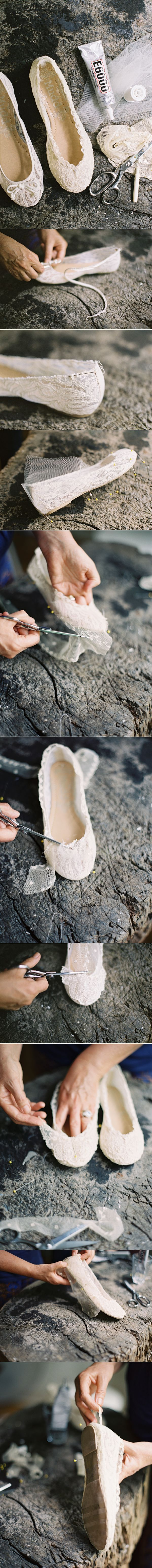 step by step lace shoes