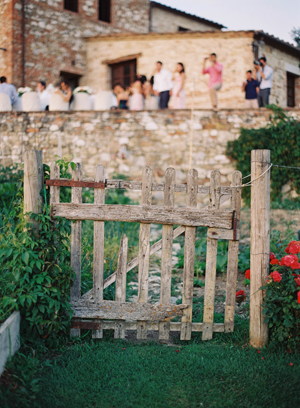 Elegant Tuscany Villa Wedding