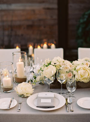 Modern Elegant Bardessono Wedding