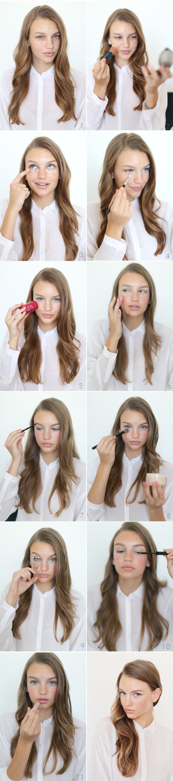 The 5 Minute Face Beauty Tutorial Once Wed