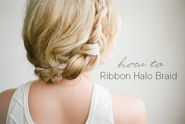 diy-halo-braid-tutorial-with-ribbon