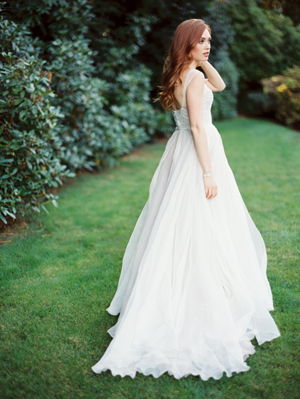 delicate-chiffon-wedding-dress