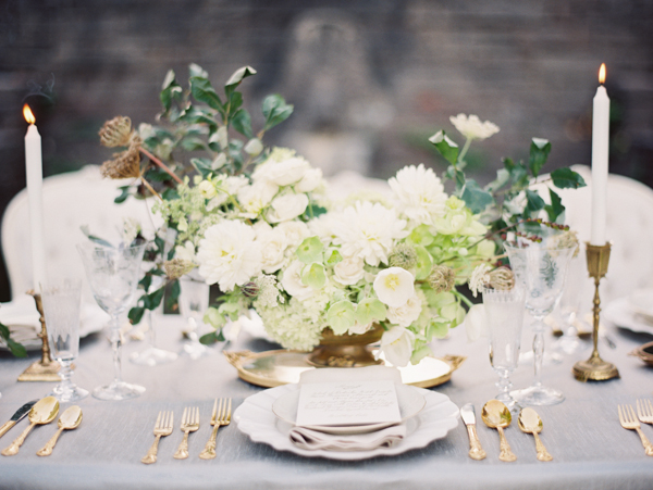 Mid century elegant wedding ideas once wed