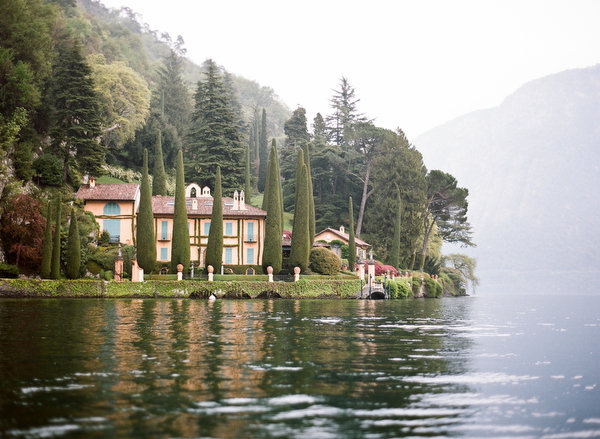 Lake Como Villa Inspiration