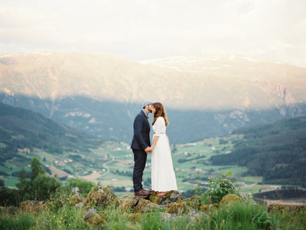 intimate-mountaintop-elopment-norway-wedding-ideas