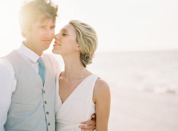 Lovely Anna Maria Island Wedding by the Sea