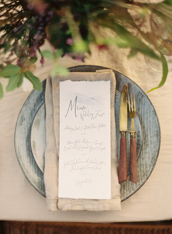 handwritten-watercolor-menu-wedding-ideas