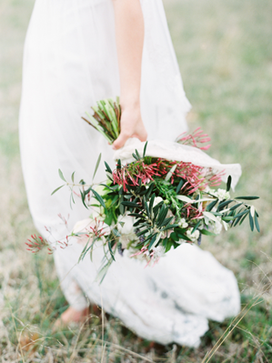 herbal-wildflower-wedding-bouquet