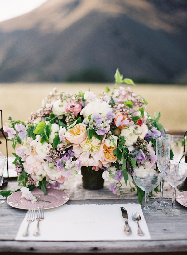 lilac-praire-wildflower-wedding-centerpiece-ideas