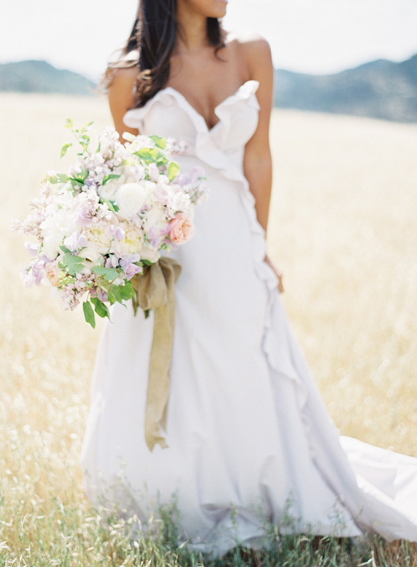 Romantic Prairie Wedding Ideas