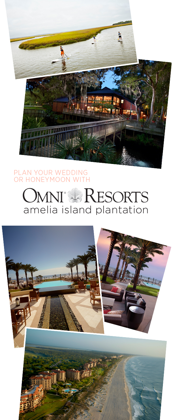 Plan your Wedding with Omni Resorts Amelia Island