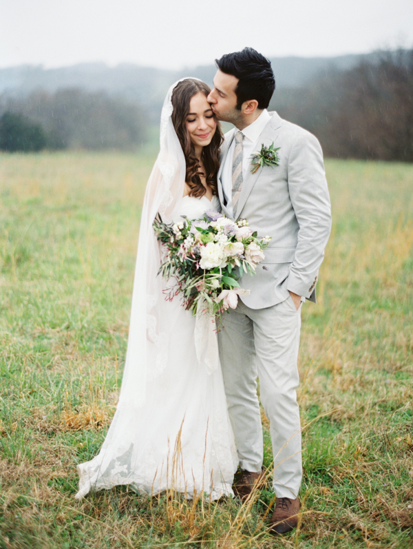 Outdoor Rustic Nashville Wedding