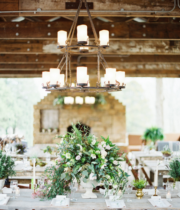 Outdoor Rustic Nashville Wedding Venue