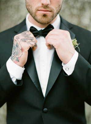black-tie-punk-wedding-ideas