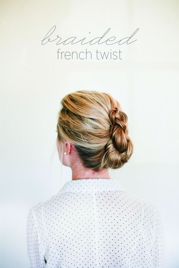 braided-french-twist-wedding-updo-ideas