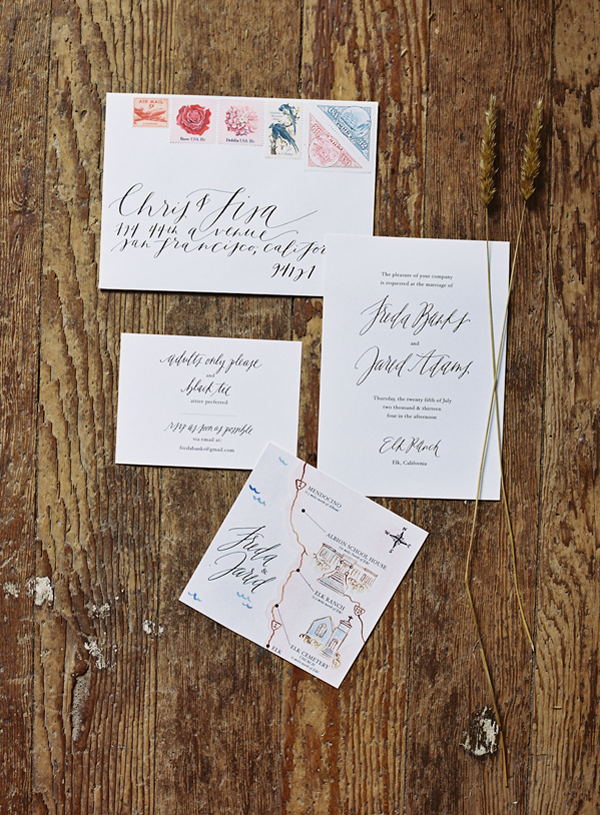 calligraphy-modern-wedding-invitations