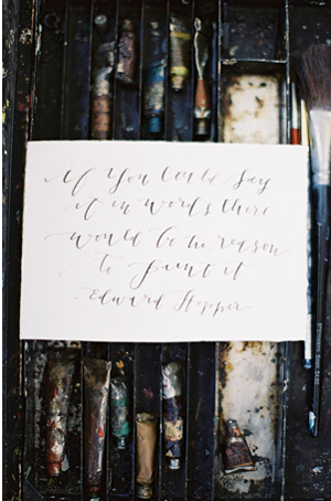 calligraphy-rustic-wedding-invitations