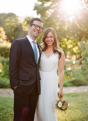 Sweet Boonville Hotel California Wedding