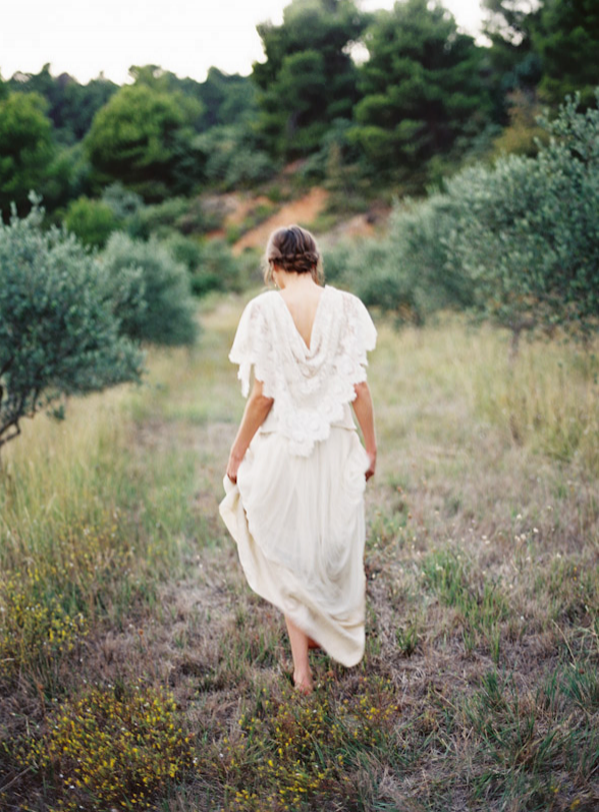 Delicate Provence Sunrise Wedding Ideas Once Wed