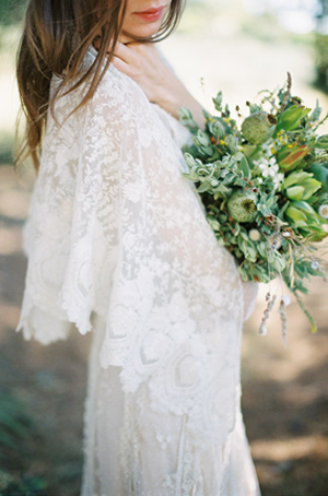 green-wedding-bouquet
