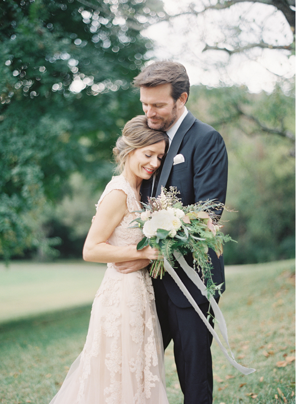 Elegant Cheekwood Nashville Wedding
