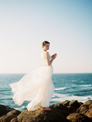 Ethereal Seaside Wedding Ideas