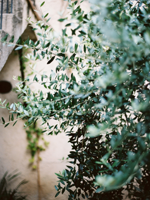 Intimate French Riviera Wedding